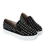 CR4124-AnnaKastle-Stree-Chic-Studded-Slip-On-Sneakers-Black-07