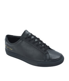 AnnaKastle Womens Classic Low Tops Black