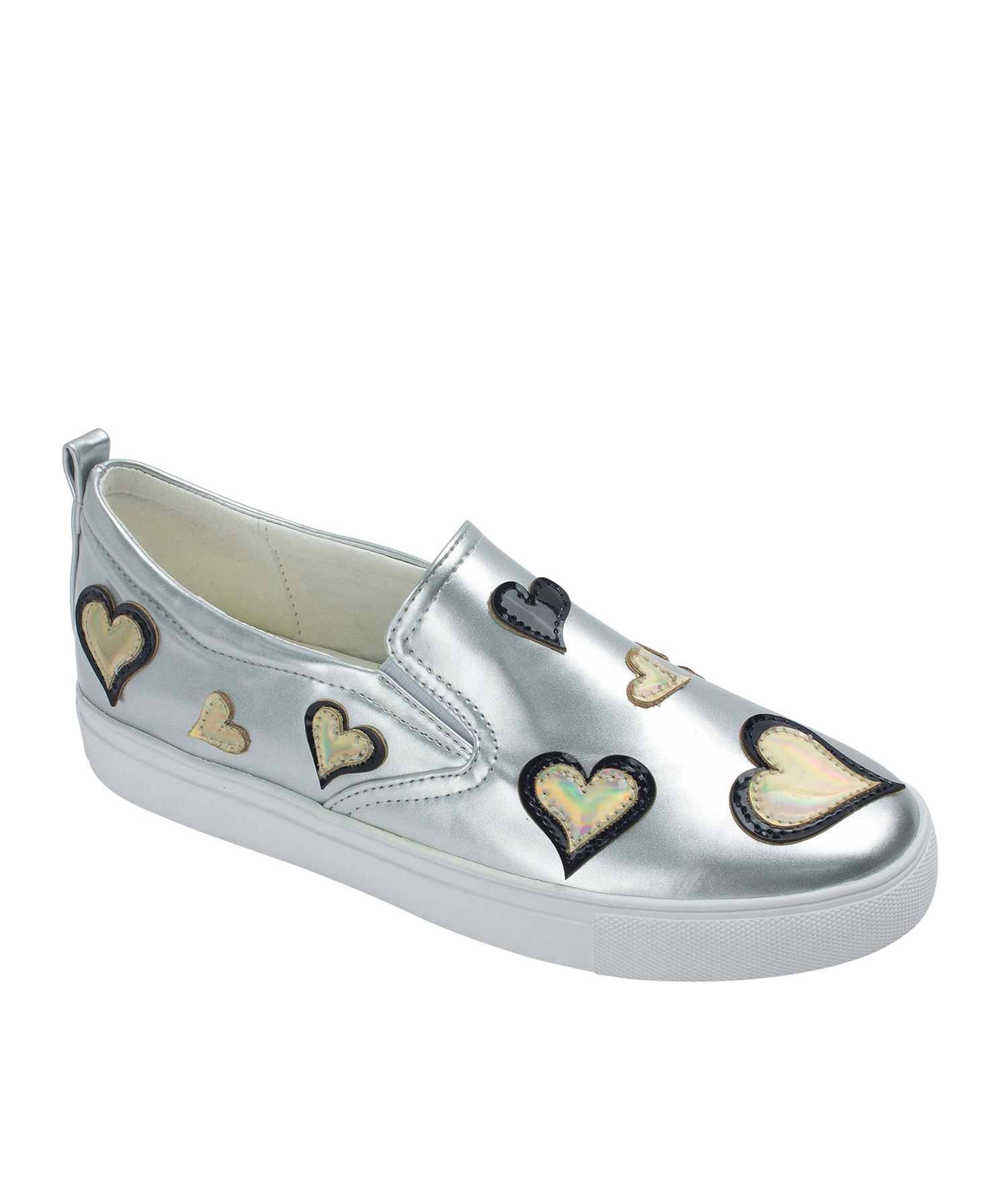 The Heart Slip-On Sneakers