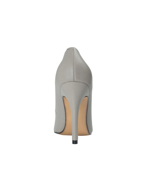 AnnaKastle 100 Leather Pumps WarmGray