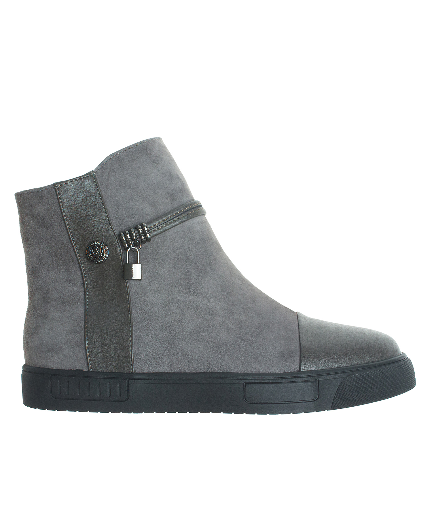 Lock Sneaker Ankle Boots Annakastleshoes Com