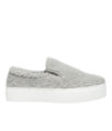 DDMh8050-Annakastle-Womens-Curly-Boucle-Slip-On-Sneakers-Gray-01