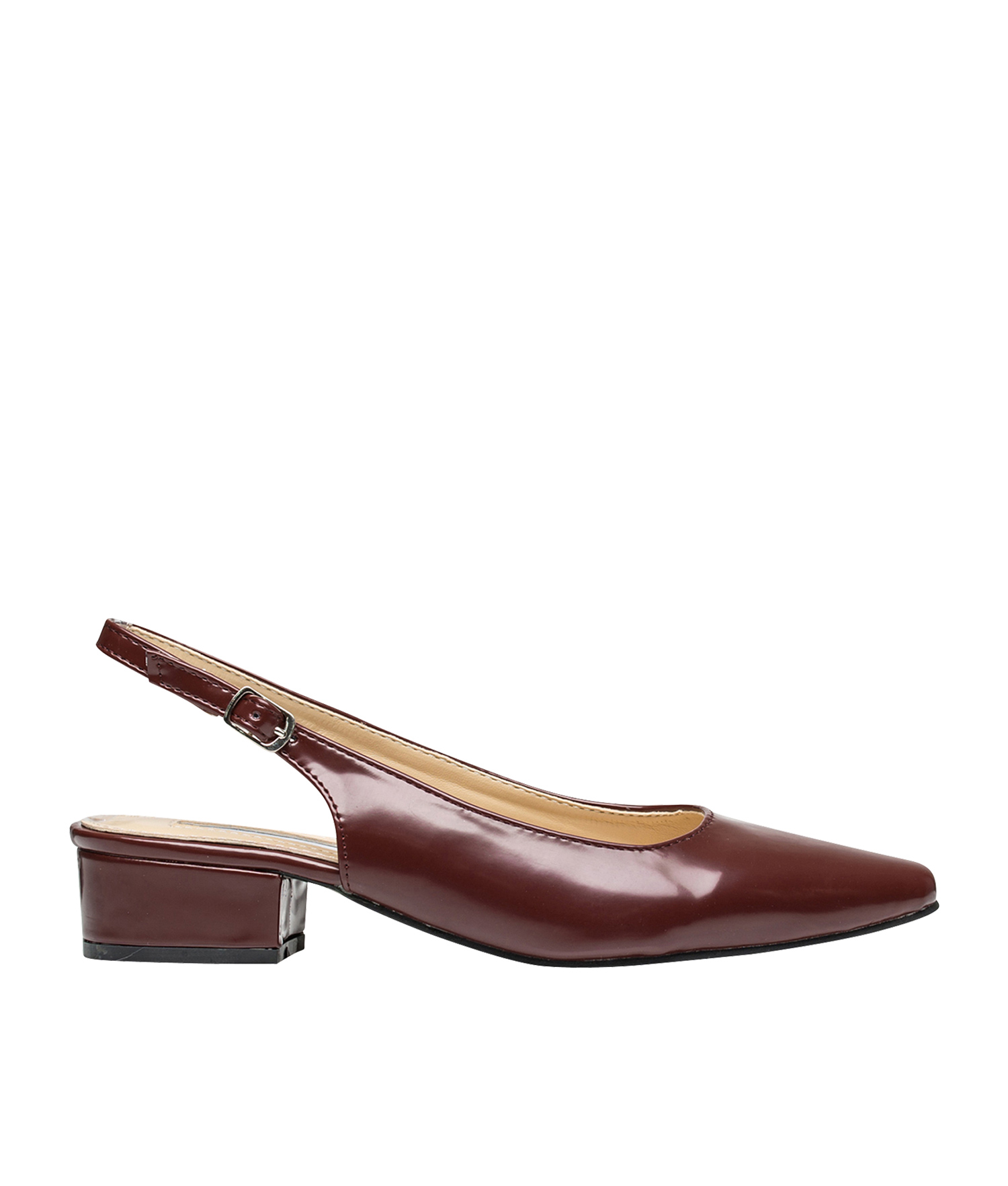 Anna Sling Back Pointed Heels