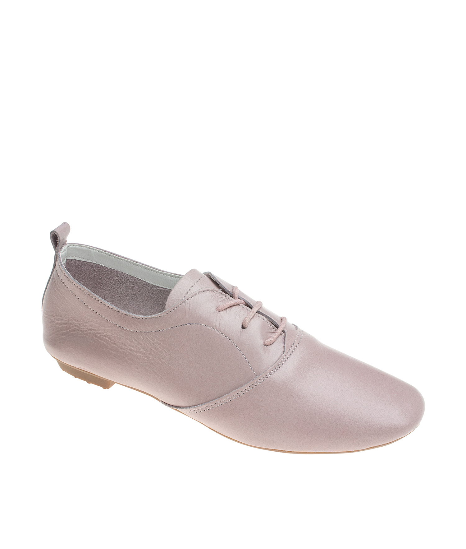 Soft Leather Oxford Driving Shoes