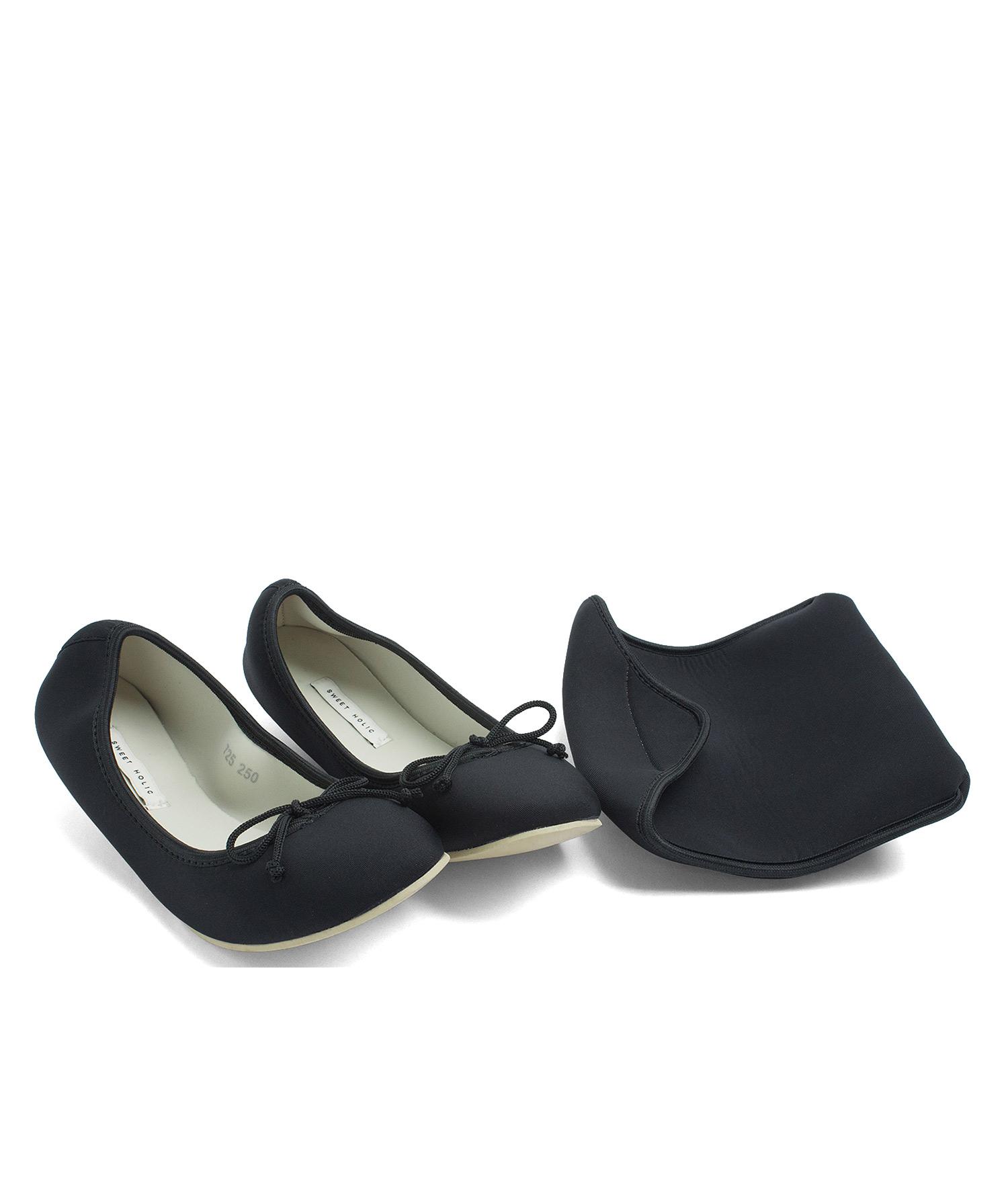 Neoprene Foldable Ballet Flats Cool Colors