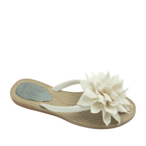 Big flower flip flops beach sandals annakastleshoes mightylinksfo