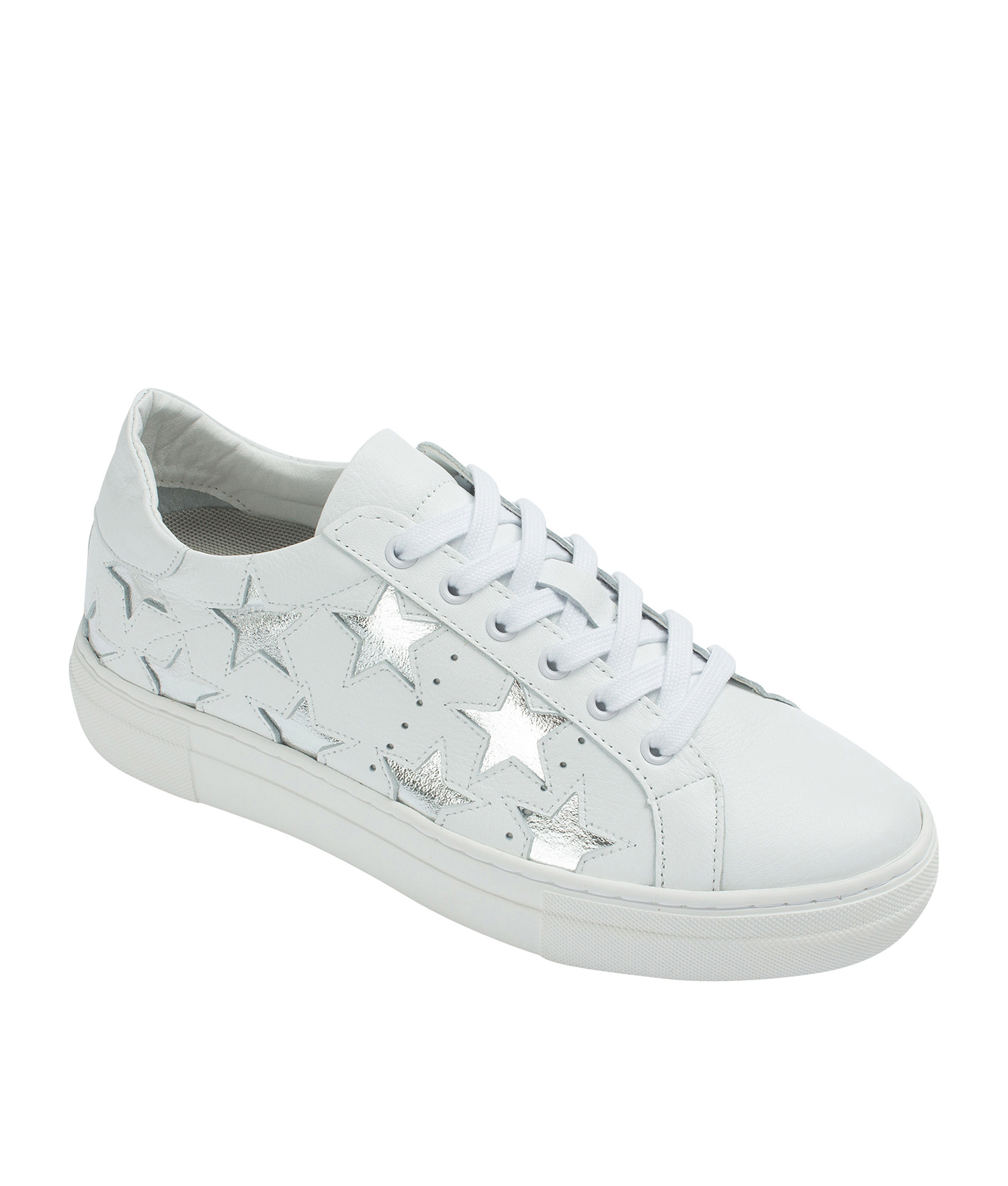 2d0f7998be7 Star Cutout Sneakers