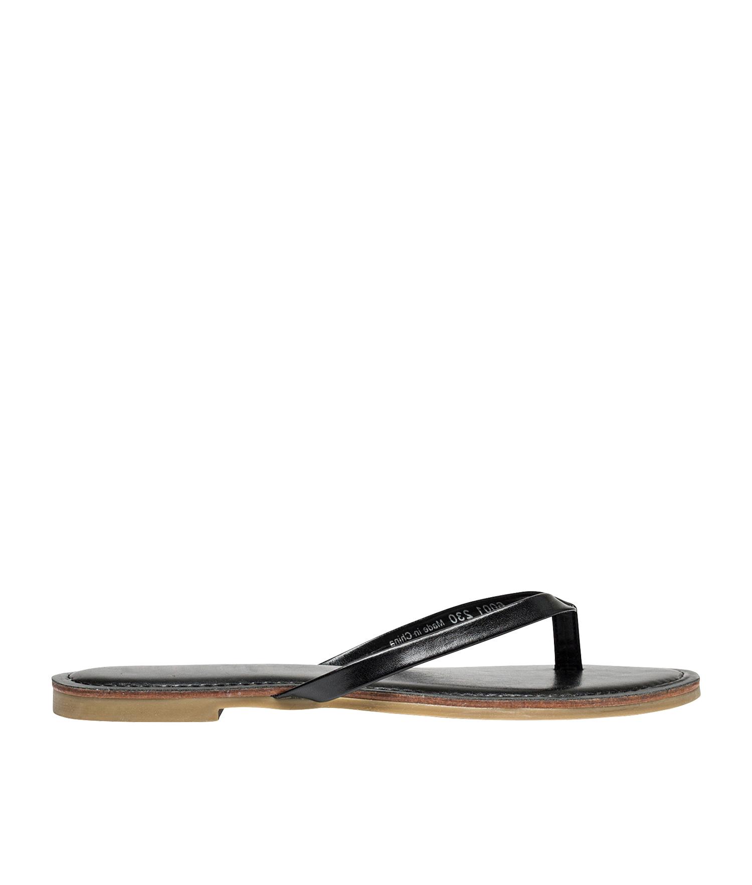 e2922a6291aaa AnnaKastle Womens Sunshine Classic Flip Flop Sandals Black