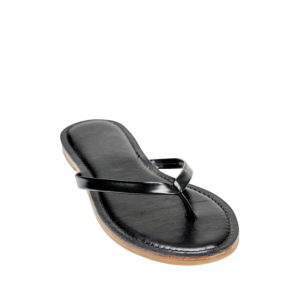 177712e21 ... AnnaKastle Womens Sunshine Classic Flip Flop Sandals Black