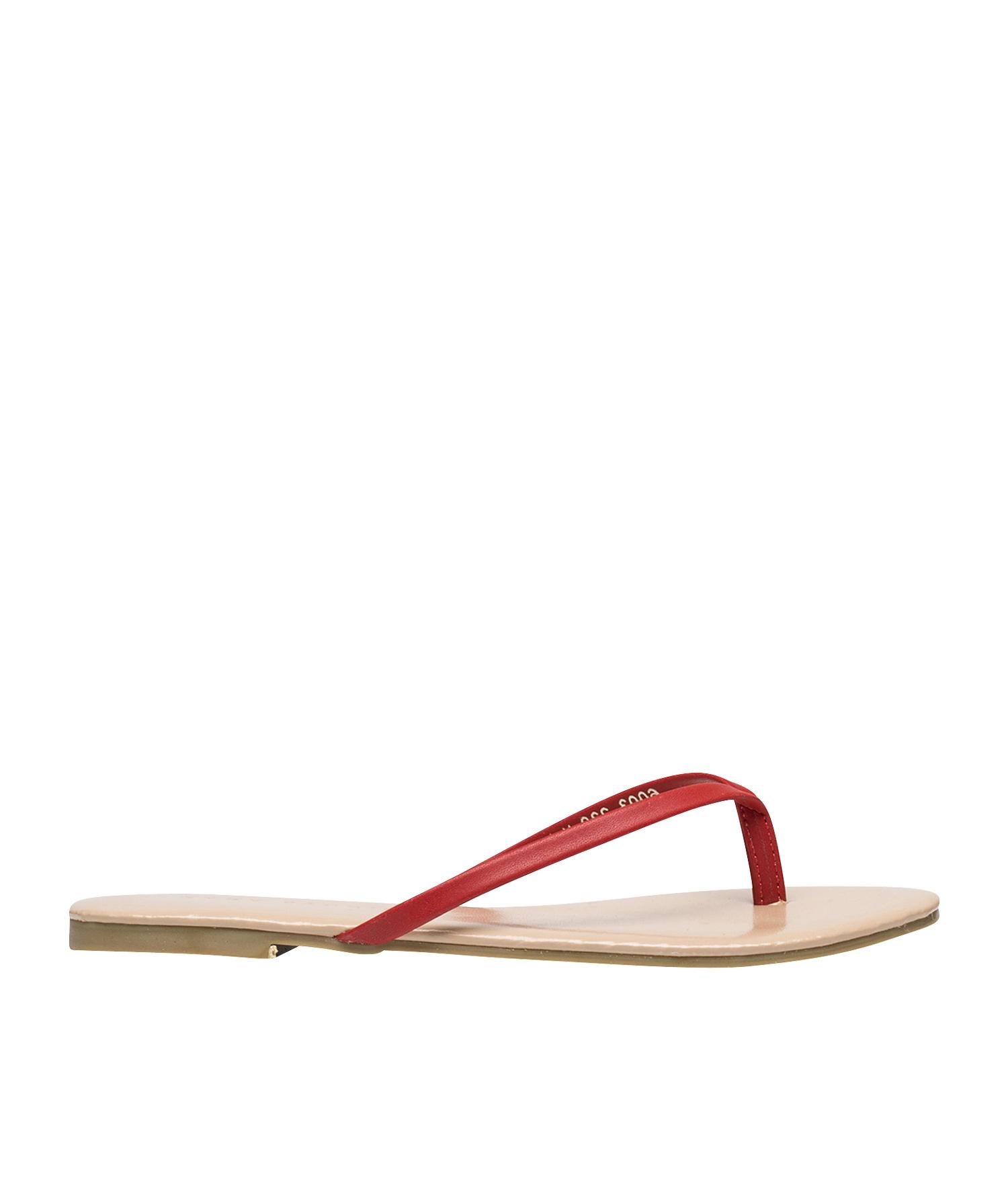 184cec82c Dorie Simple Flip Flop Shoes - annakastleshoes.com