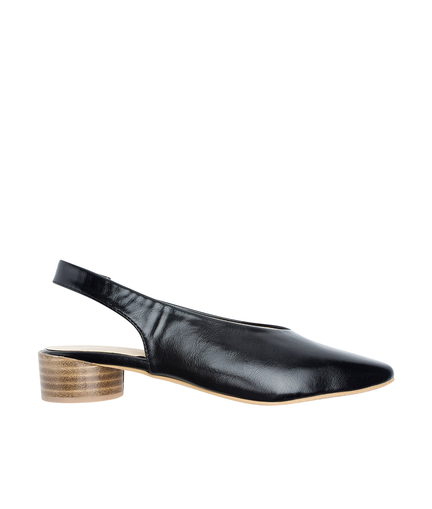a2ab6be60c4 Womens Slingback Shoes Low Heel